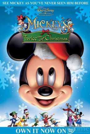 Aconteceu de Novo No Natal do Mickey Filmes Torrent Download completo