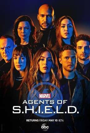Agentes da S.H.I.E.L.D. 6ª Temporada Legendada Séries Torrent Download completo