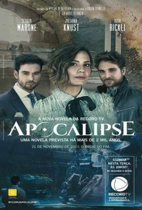 Apocalipse - Novela da Record Séries Torrent Download completo