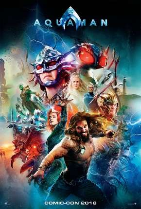 Aquaman Filmes Torrent Download completo