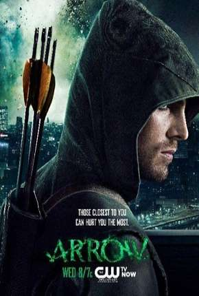 Arrow - Todas as Temporadas Completas Séries Torrent Download completo