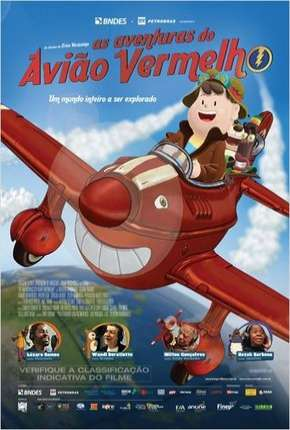 As Aventuras do Avião Vermelho Filmes Torrent Download completo