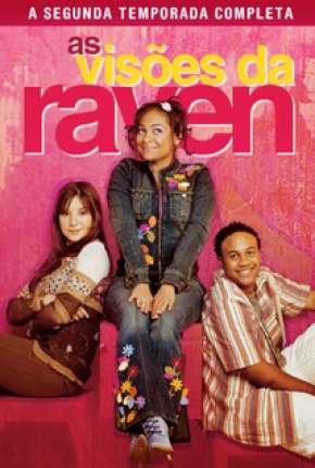 As Visões da Raven - 2ª Temporada Séries Torrent Download completo