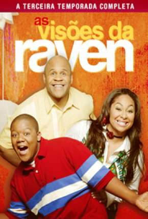 As Visões da Raven - 3ª Temporada Séries Torrent Download completo