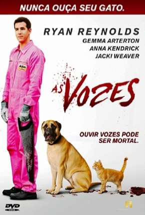 As Vozes - The Voices Filmes Torrent Download completo