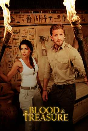 Blood and Treasure Séries Torrent Download completo