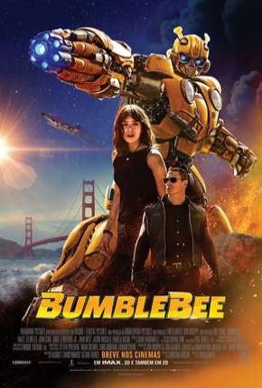Bumblebee Blu-Ray Filmes Torrent Download completo