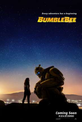 Bumblebee WEB-DL Legendado Filmes Torrent Download completo