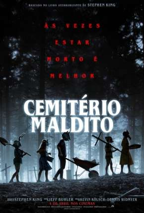 Cemitério Maldito - 2019 Legendado Filmes Torrent Download completo