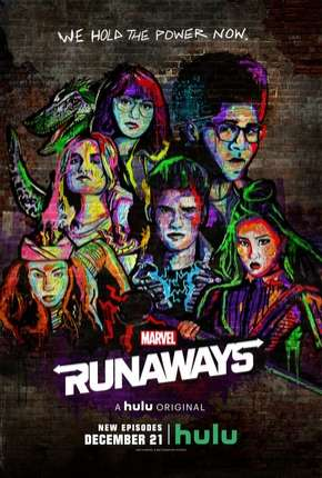 Fugitivos - Runaways 2ª Temporada Séries Torrent Download completo