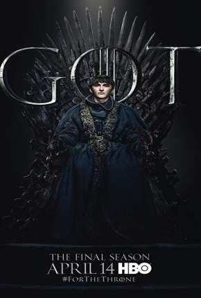 Game of Thrones - 8ª Temporada Completa Séries Torrent Download completo
