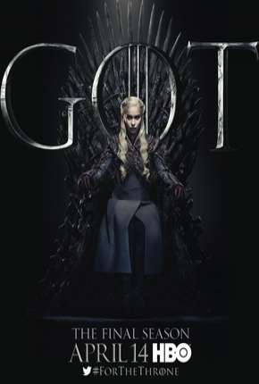 Game of Thrones - 8ª Temporada Séries Torrent Download completo