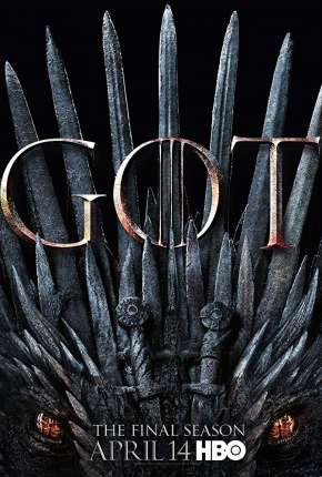 Game of Thrones - 8ª Temporada Legendada Séries Torrent Download completo