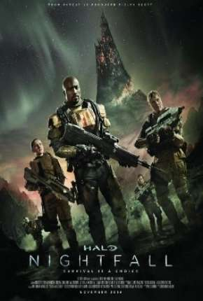 Halo - Nightfall Séries Torrent Download completo
