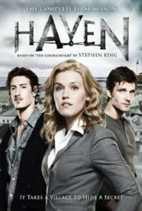 Haven - 1ª Temporada Séries Torrent Download completo