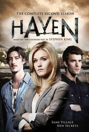 Haven - 2ª Temporada Séries Torrent Download completo