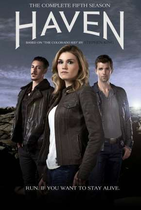 Haven - Todas as Temporadas Séries Torrent Download completo