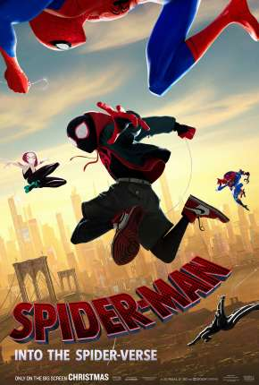 Homem-Aranha No Aranhaverso 3D Filmes Torrent Download completo