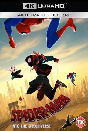 Homem-Aranha - No Aranhaverso 4K Legendado Filmes Torrent Download completo
