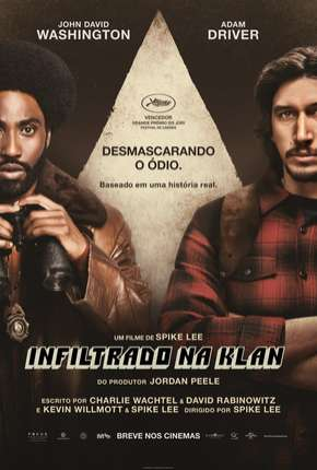 Torrent Filme Infiltrado na Klan 2019 Dublado 1080p 4K 720p BluRay BRRip Full HD HD UHD completo