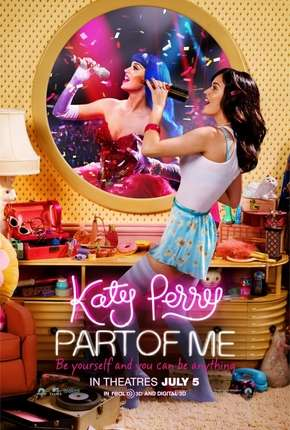 Katy Perry - Part of Me Filmes Torrent Download completo