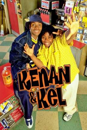 Kenan e Kel - Todas as Temporadas Completas Séries Torrent Download completo
