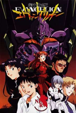 Neon Genesis Evangelion - Legendado Desenhos Torrent Download completo