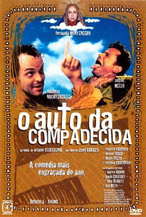 O Auto da Compadecida HD Séries Torrent Download completo