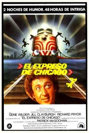 O Expresso de Chicago Filmes Torrent Download completo