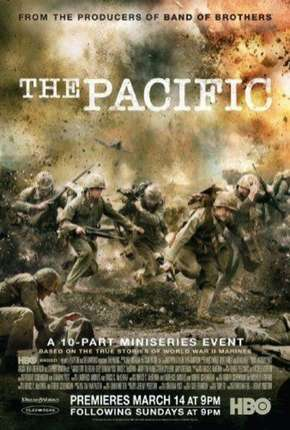 O Pacífico - The Pacific Completa Séries Torrent Download completo
