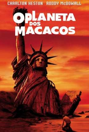 O Planeta dos Macacos (Clássico) Filmes Torrent Download completo