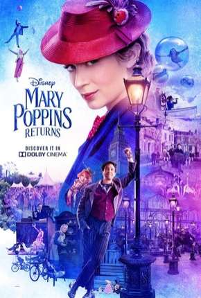 O Retorno de Mary Poppins Filmes Torrent Download completo