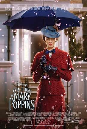 O Retorno de Mary Poppins - Legendado Filmes Torrent Download completo