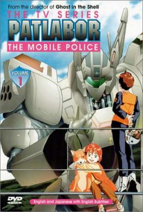 Patlabor Desenhos Torrent Download completo