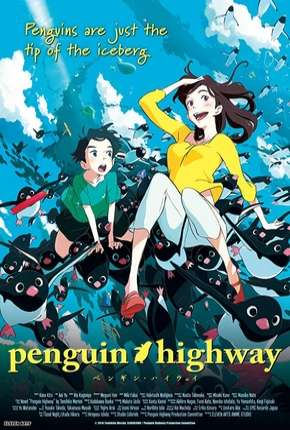 Penguin Highway - Legendado Filmes Torrent Download completo