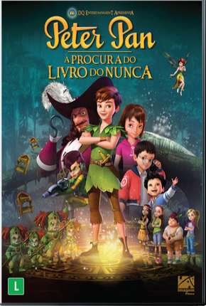 Peter Pan À Procura do Livro do Nunca Full HD Filmes Torrent Download completo