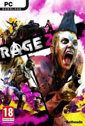 Rage 2 Jogos Torrent Download completo