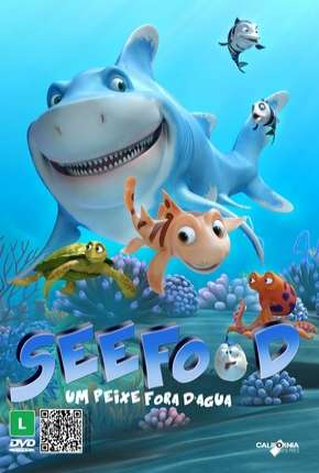 Seefood - Um Peixe Fora Dágua BluRay Filmes Torrent Download completo