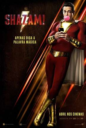 Shazam - HDRIP Legendado Filmes Torrent Download completo