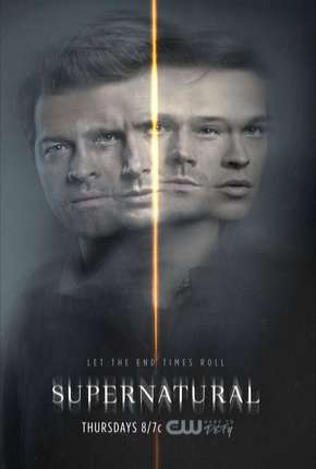 Supernatural - 14ª Temporada Completa Séries Torrent Download completo