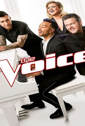 The Voice 16ª Temporada - Legendada Séries Torrent Download completo