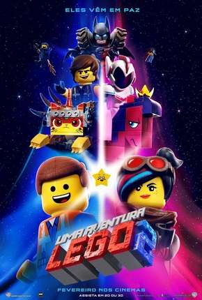 Uma Aventura LEGO 2 - Legendado Filmes Torrent Download completo