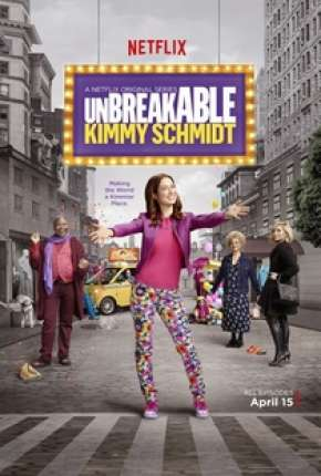Unbreakable Kimmy Schmidt - 2ª Temporada Séries Torrent Download completo