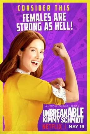 Unbreakable Kimmy Schmidt - 3ª Temporada Completa Séries Torrent Download completo