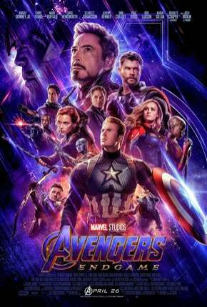 Vingadores 4 - Ultimato CAM TS Filmes Torrent Download completo