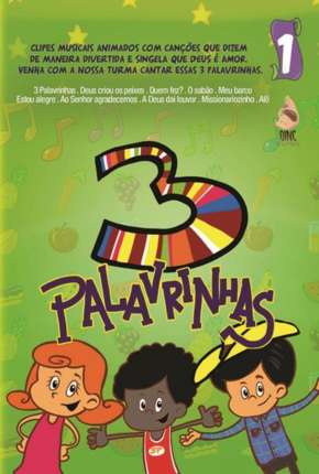 3 Palavrinhas Volume 1 Filmes Torrent Download completo