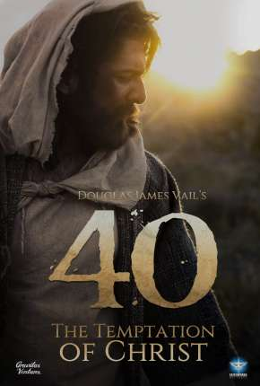 Torrent Filme 40 - A Tentação de Cristo - Legendado 2020  1080p 720p Full HD HD WEB-DL completo