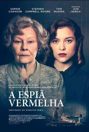 A Espiã Vermelha Filmes Torrent Download completo