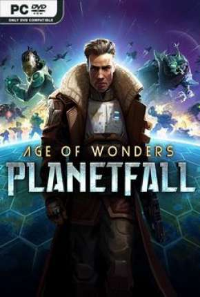 Age Of Wonders - Planetfall Jogos Torrent Download completo