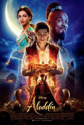 Aladdin - Live Action Filmes Torrent Download completo